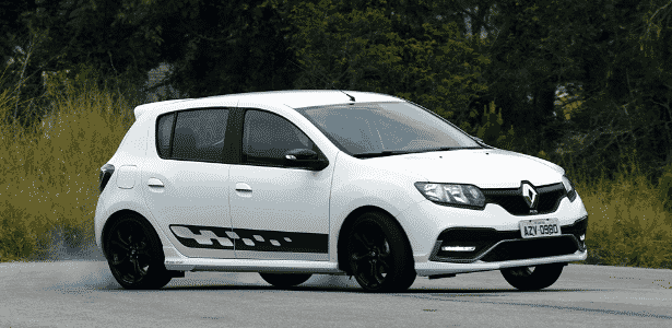 Renault Sandero RS - Murilo Góes/UOL - Murilo Góes/UOL
