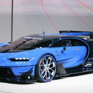 Bugatti Vision GT Concept - Murilo Góes/UOL