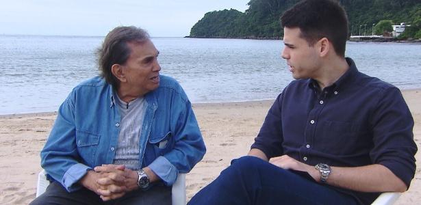 Aos 80 anos, Dedé Santana desabafa sobre dívidas em entrevista a Luiz Bacci - Divulgação