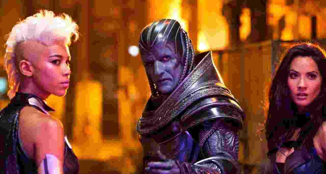 """Cena do filme """"X-Men: Apocalipse"""" - Divulgação"""