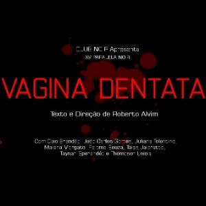 Cartaz de Vagina Dentata, de Roberto Alvim - Divulgação