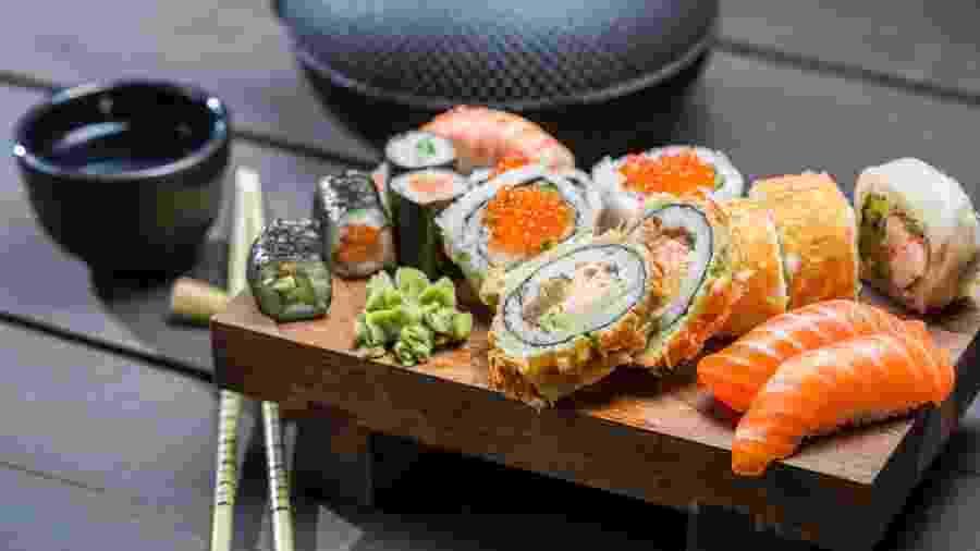 Comida japonesa - iStock