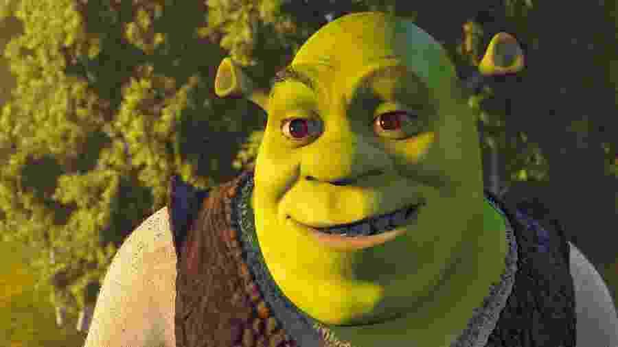 """Cena do filme """"Shrek"""" (2001), de Andrew Adamson e Vicky Jenson - Reprodução"""