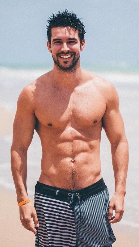 """Velasco esteve no elenco de novelas como """"Pecado Mortal"""" e """"A Terra Prometida"""" - Reprodução/Instagram/velascobernardo"""