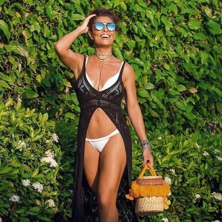 Juliana Paes está perto de completar 38 anos e continua em plena forma física - Reprodução/Instagram/julianapaes