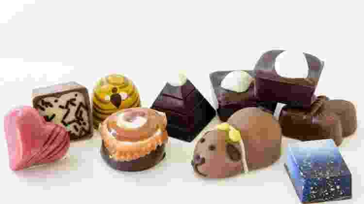 Beacon Hill Chocolates - Moris Moreno/The New York Times - Moris Moreno/The New York Times