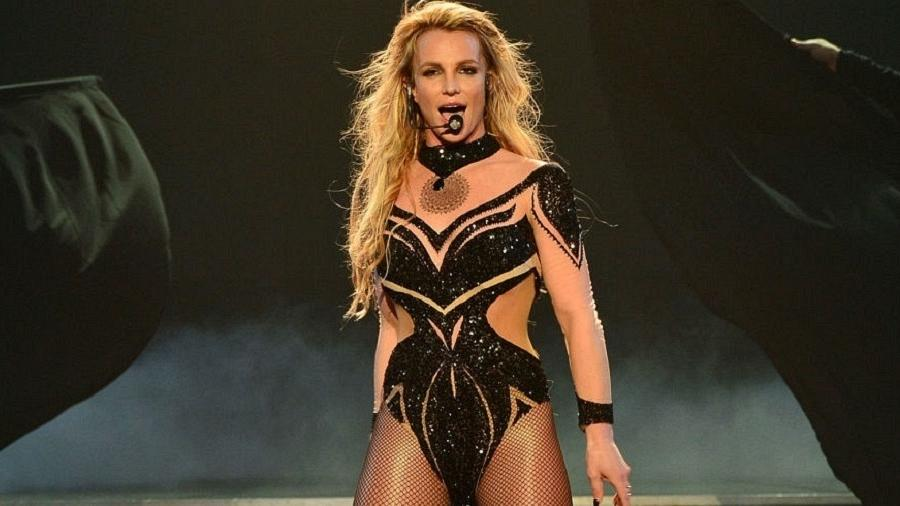 A cantora Britney Spears - Getty Images