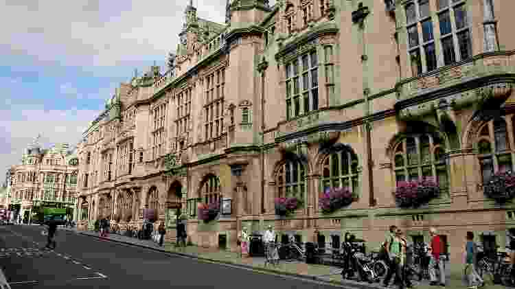 Oxford - Mike Peel/Creative Commons - Mike Peel/Creative Commons
