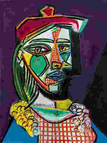 Pablo Picasso/Artists Rights Society/Sotheby