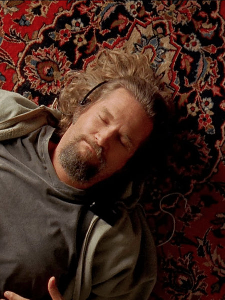 """Jeff Bridges em cena de """"O Grande Lebowski"""" - Reprodução"""