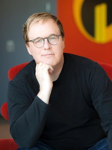 "Brad Bird, diretor de ""Os Incríveis 2"" - Deborah Coleman/Pixar"