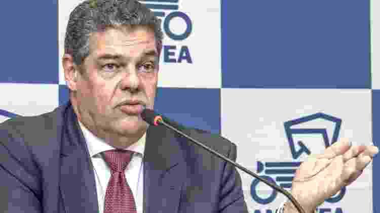 """Megale, que deixa a presidência da Anfavea em abril: """"Custo Brasil é problema"""" - ALF RIBEIRO"""