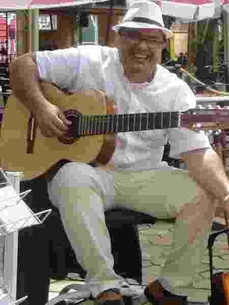 violão - BBC - BBC