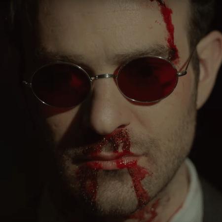 """Matt Murdock na terceira temporada de """"Demolidor"""" - Reprodução"""