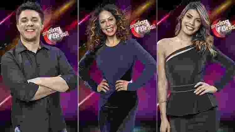 """Xuxa diz que está apreensiva com novo """"Dancing Brasil"""" ao lado de Junno"""