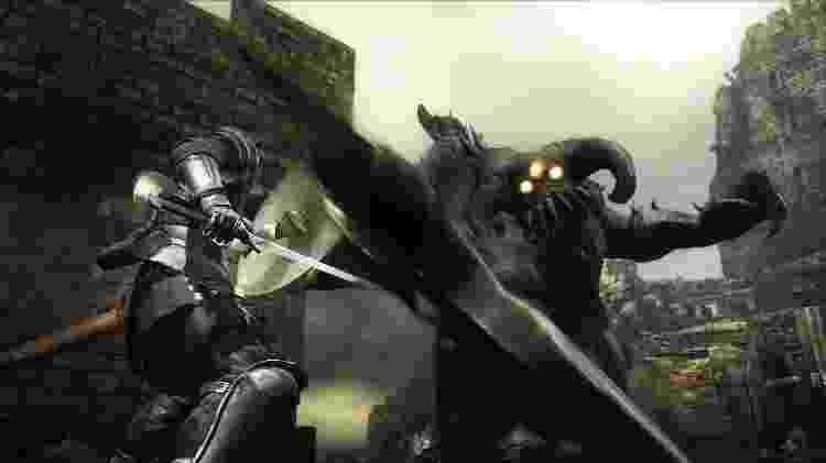 Demon's Souls - Reprodução - Reprodução