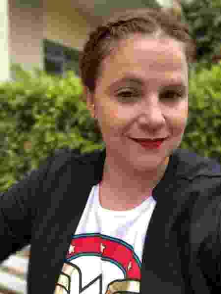 Gabriela Bianco, 41, é entusiasta do Carnaval e chega a fazer 20 fantasias para a folia - Arquivo Pessoal