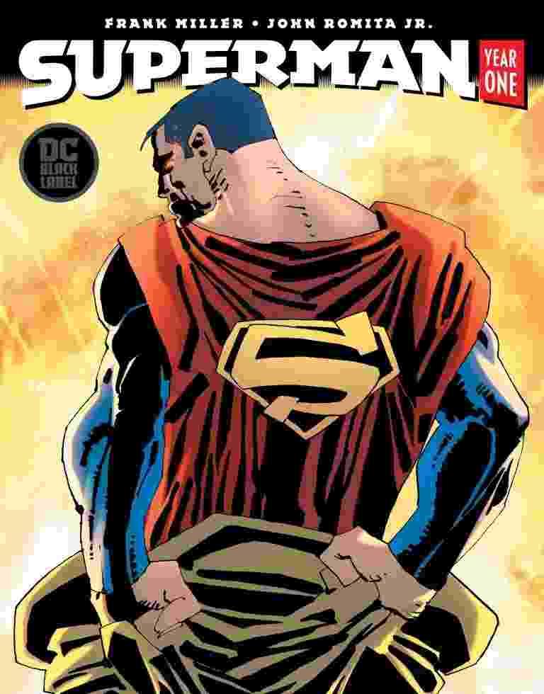 Superman: Year One - Divulgação/DC
