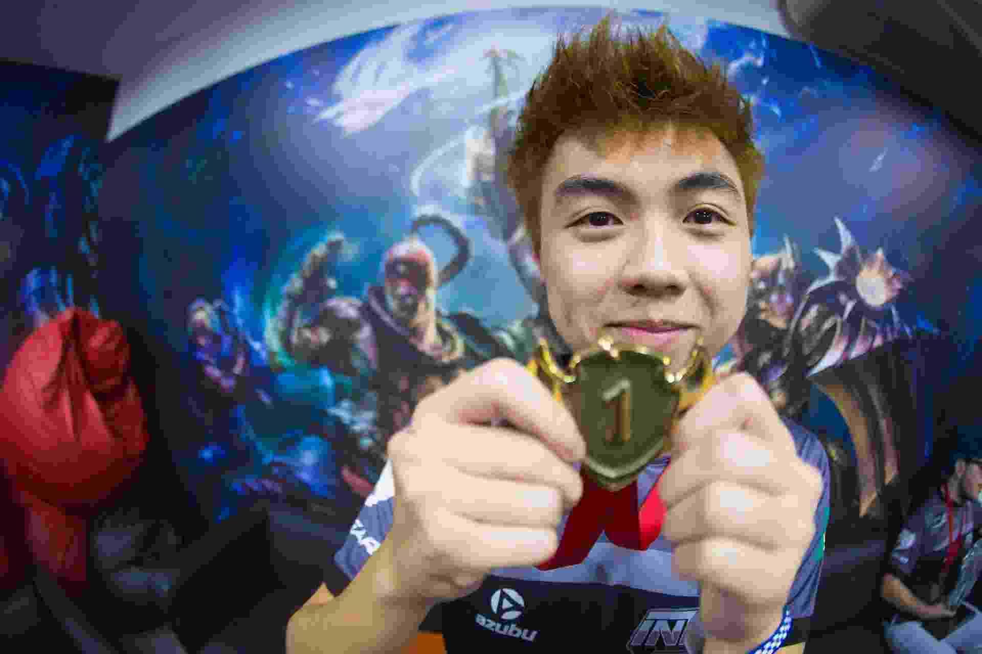 Yang, INTZ - League of Legends - Riot Games/Divulgação