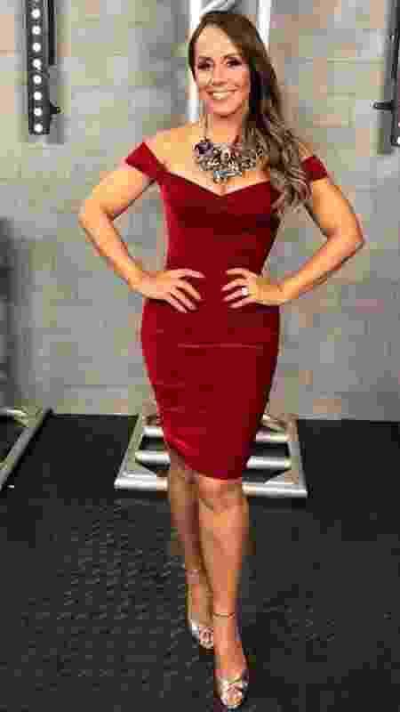 Carla Cristina também é apresentadora de TV - Reprodução/ Instagram