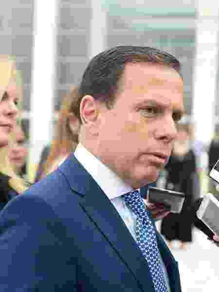 Governador de São Paulo, João Dória - Leo Franco / AgNews