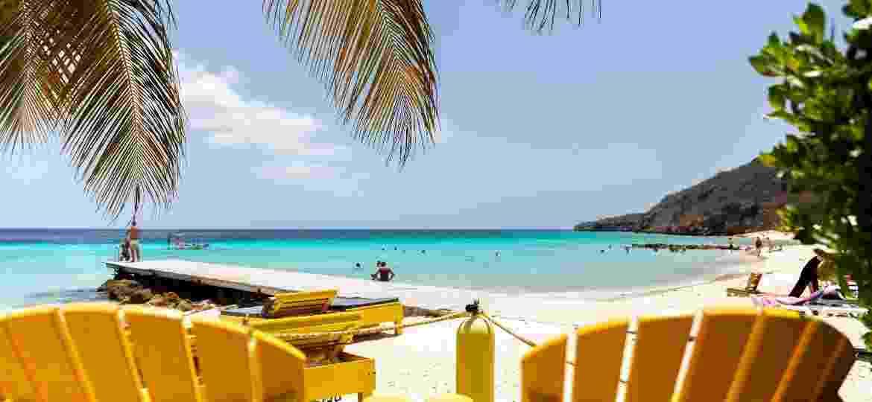 A ilha de Curaçao abriga mais de 40 praias maravilhosas  - Eduardo Gato