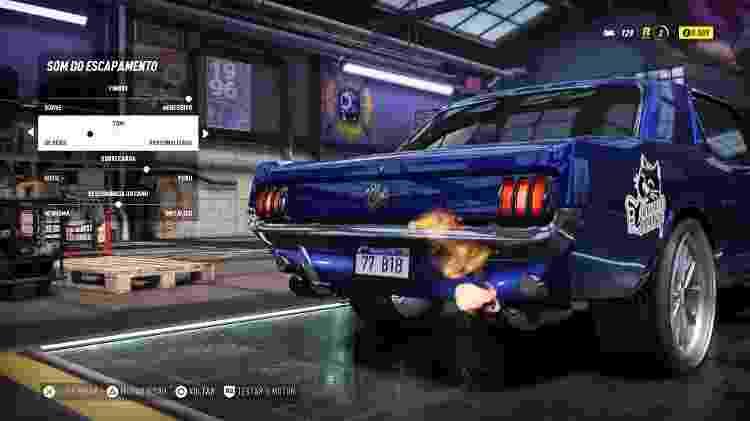 Need For Speed Dicas 3 - Reprodução - Reprodução