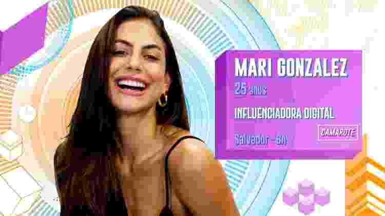 Mari - Divulgação/TV Globo - Divulgação/TV Globo