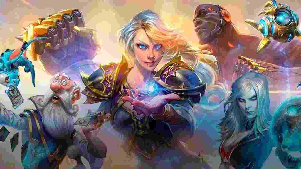 Personagens da Blizzard - Divulgação