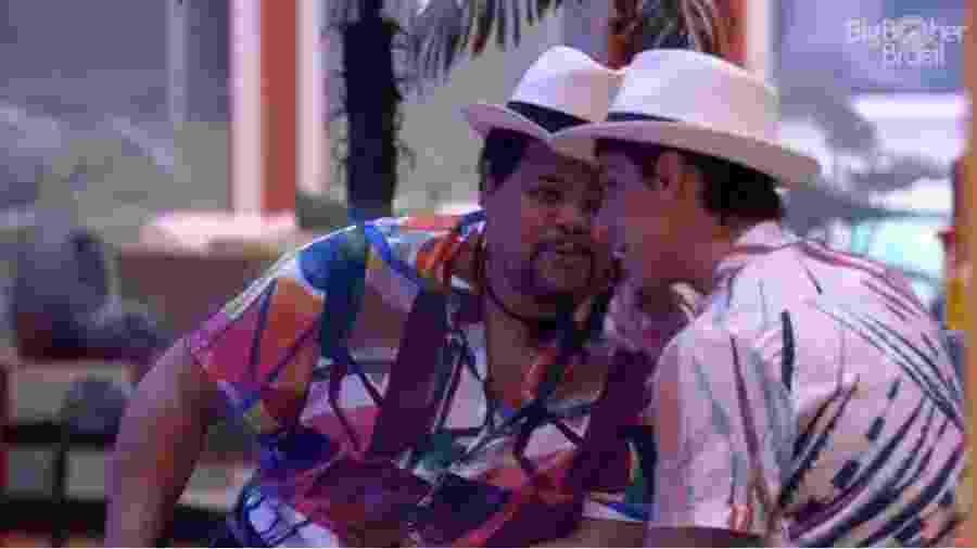 BBB 20: Babu e Felipe Prior - Reprodução/Globoplay