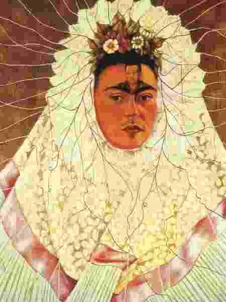 Frida Kahlo - Reprodução - Reprodução