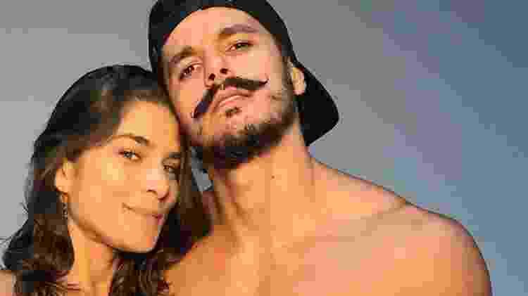 Priscila Fantin e Bruno Lopes - Reprodução Instagram - Reprodução Instagram