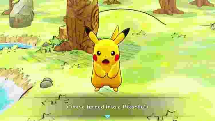 Pokémon Mistery 1 - Reprodução - Reprodução
