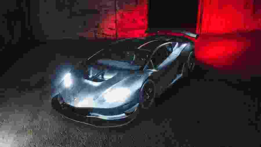 Lamborghini Huracán LP1200 - Divulgação