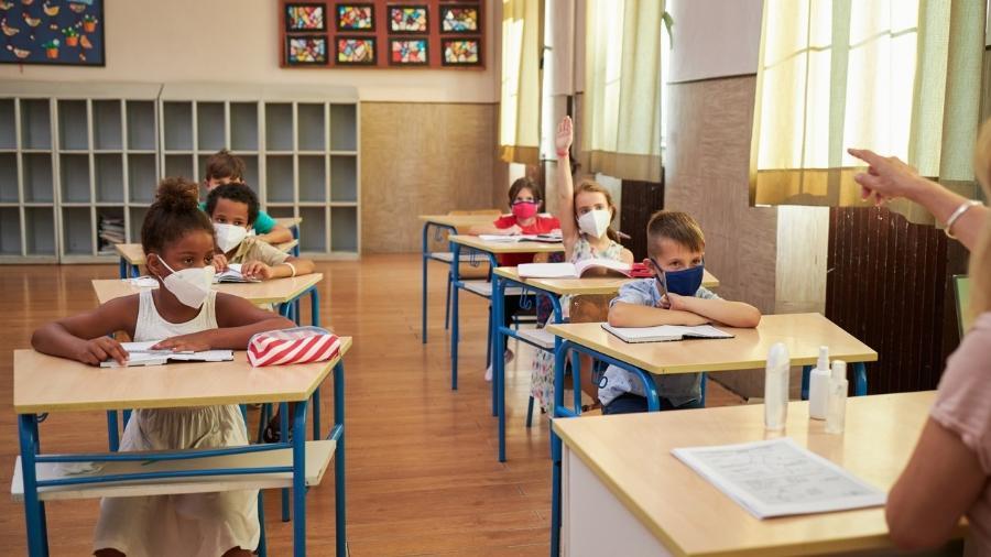 O MEC defende o método fônico de alfabetização e critica o foco dado ao construtivismo nas escolas brasileiras - iStock