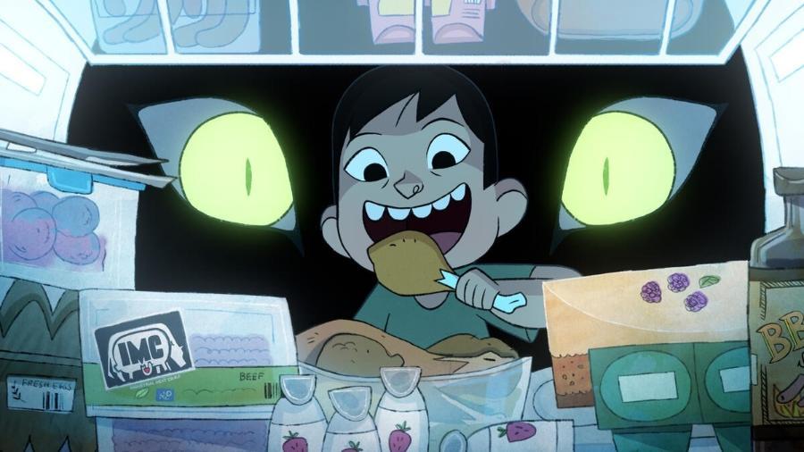 """Animação """"Tem um monstro na minha cozinha"""" narrada por Wagner Moura - Greenpeace"""