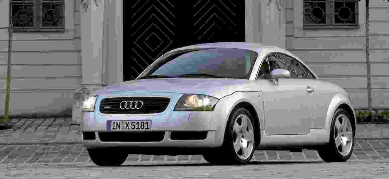 Audi TT é um exemplo de carros produzidos em 2000 que a partir deste ano estão livres de pagar o Imposto sobre a Propriedade de Veículos Automotores em São Paulo - Divulgação
