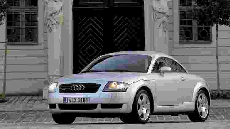 Audi TT 2001 - Divulgação - Divulgação