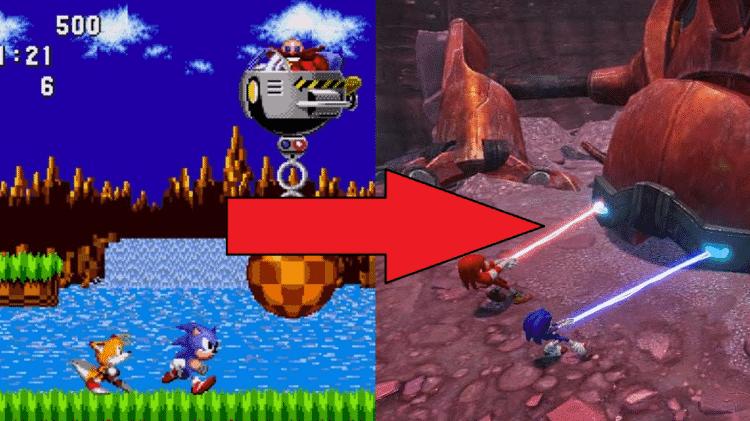 Sonic - Reprodução (Sega) - Reprodução (Sega)