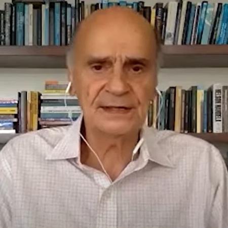 Drauzio Varella em conversa com o professor Silvio Almeida - Reprodução/Youtube