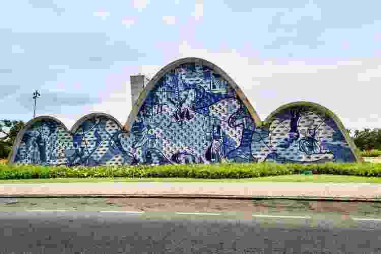 Igreja de São Francisco de Assis (Igreja da Pampulha), em Belo Horizonte - Getty Images - Getty Images