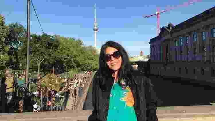 Suely Torres, idealizadora do projeto, vive há 30 anos em Berlim - Reprodução Facebook - Reprodução Facebook