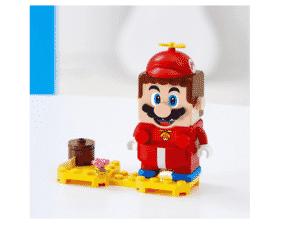 Lego Super Mario Pack Power-Up - Divulgação - Divulgação