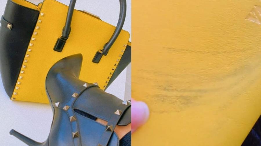 Mayra Cardi disse que vai continuar usando a bolsa da grife Valentino Garavani porque é desapegada - Reprodução/Instagram