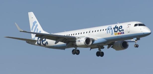 O incidente ocorreu em uma aeronave da companhia Flybe - Flybe Group/Creative Commons