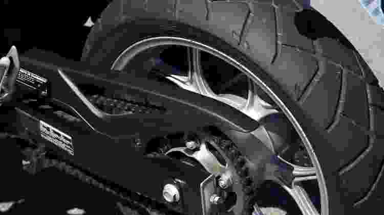 Honda NC 750X - Mario Villaescusa/Infomoto - Mario Villaescusa/Infomoto