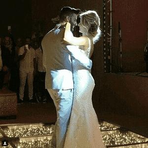03.out.2016 - Gustavo Lima e Andressa Suita se casam com festa luxuosa em Minas Gerais - Reprodução/Instagram poramorlg