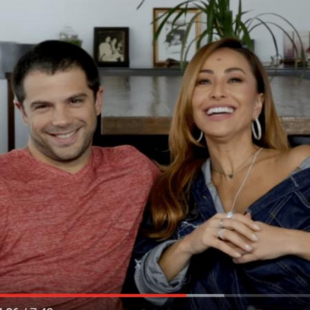Duda Nagle e Sabrina Sato - Reprodução/YouTube