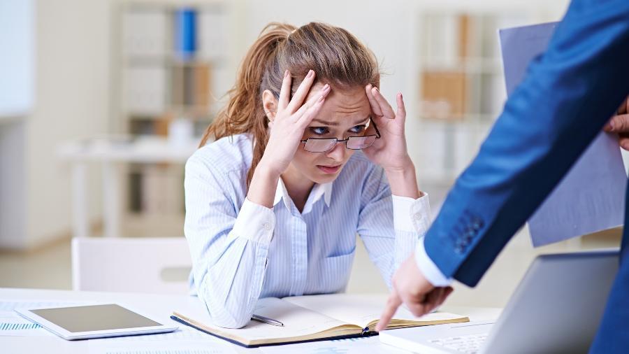 Brincadeira, assédio, bullying no trabalho: como diferenciar?  - Getty Images