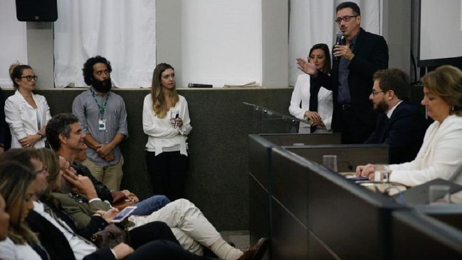 Loterias poderiam injetar R$ 600 milhões por ano no setor, diz o ministro Sá Leitão - Fernando Frazão/Agência Bras